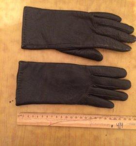 Перчатки кожа миниатюрная рука