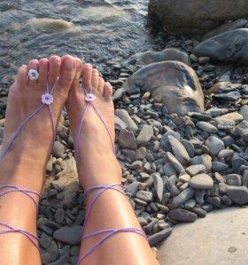 Украшение для ног