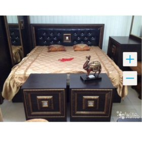 Продаётся спальный гарнитур Богемия