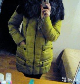 Пуховик (куртка, зимняя куртка)