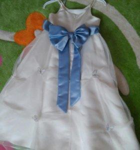 Платье.рост134.