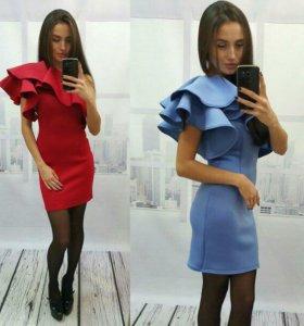 Стильные платья на новый год