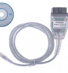 Сканер Porshe Piwis Cable