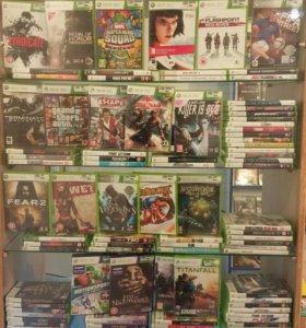 Игры для Xbox 360 Xbox One
