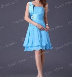 Новое коктейльное платье р-р 40, 42, 44