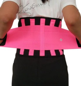 Пояс для фитнеса тканевый