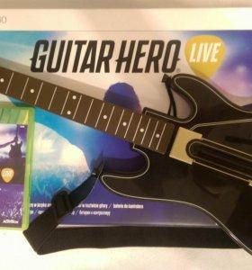 Guitar Hero live для Xbox 360