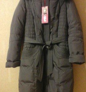 Пальто-пуховик(зима)