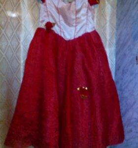 Нарядные платья по 500р