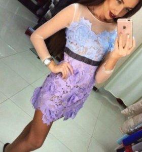 Очень красивое новое платье!!!