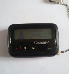 Пейджер Cruiser 4