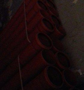 Конализационные трубы.