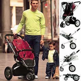 Детская коляска  quinny buzz прогулка прокат