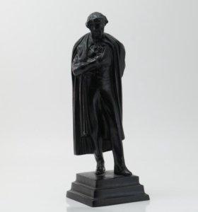 Статуэтка Пушкин Касли 1986 Чугун
