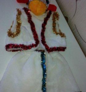 Новогодний костюм петушок