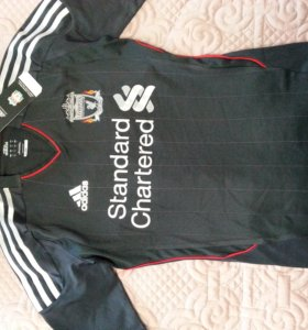Игровая футболка adidas techfit fc Liverpool