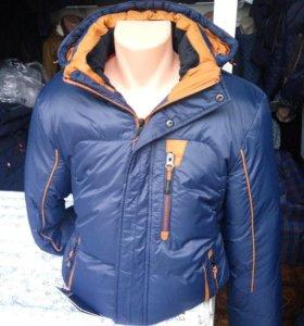 Мужская куртка осень/зима