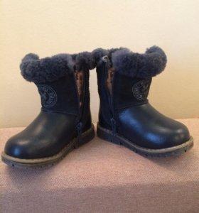Зимние ботинки 22