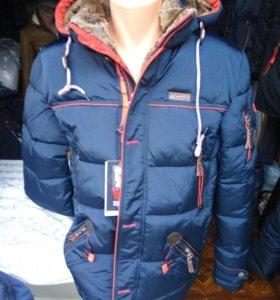 Теплая зимняя куртка! Уступлю 1000 руб!