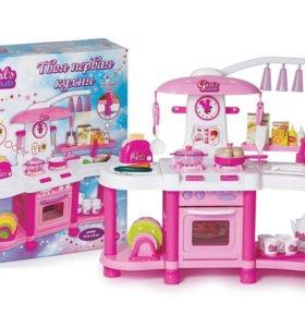 Кухня Girls club