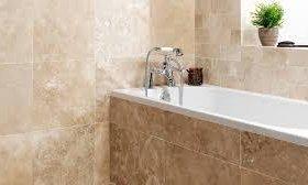 Плитка для ванной ,кухни,гостинной...травертин