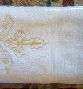 Крыжма и рубашка для крещения