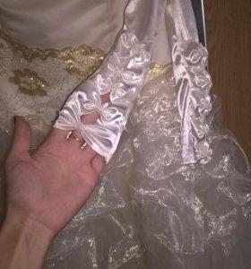 Красивое платье для девочки.