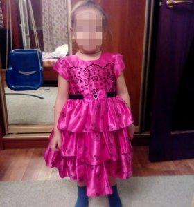 платье на 98-104