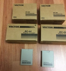 Рации Vektor VT-44Pro