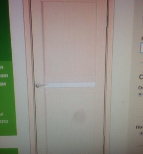 Дверь новая 800х2000