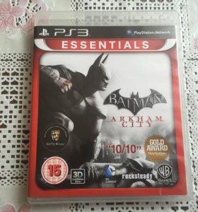 Batman Archam City