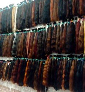 Волос 50-80см