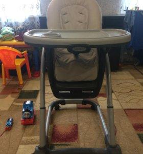 детский стульчик GRACO