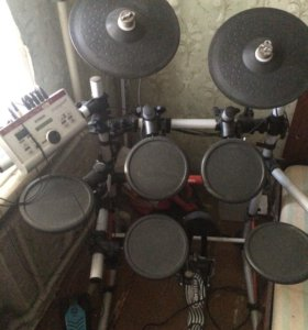 Yamaha dtxpress IV standart set
