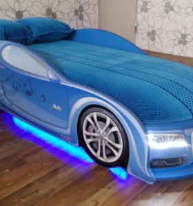 Кровать машина. Матрас вподарок!