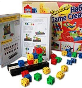 Конструктор Artec Blocks Game Creator 130 деталей.