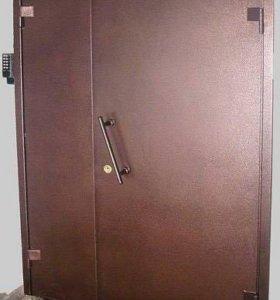 Установка дверей и изготовление