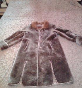 Продам шубу пехора и пальто