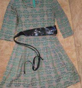 Платье + 2 юбки