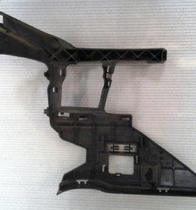 Бмв 3 F30 кронштейн переднего бампера правый  511