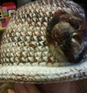 Зимняя шляпа новая