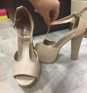 Туфли новые р36