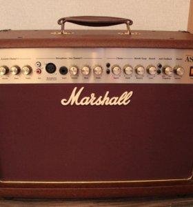 Marshall AS50D комбоусилитель  акустической гитары