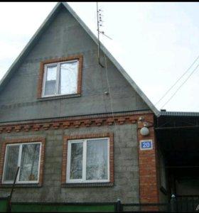 Дом 120 м² на участке 32 сот.