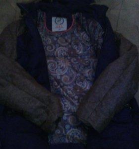 Куртка весеняя подрасковая