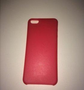 Ультратонкий чехол iphone 5c