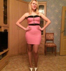 Сногсшибательное новое платье