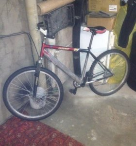 Велосипед STINGER.