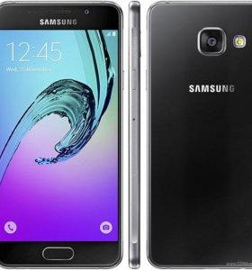 Смартфон Samsung Galaxy A3 2016