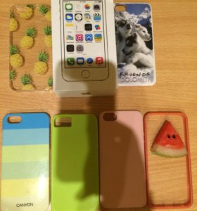 iPhone 5s 64GB  (обмен на iPhone6 или6s или 6sPlus